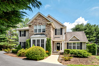 409 Oak Tree Lane, Hendersonville NC hi res